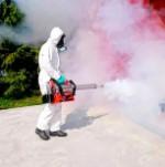 Горячий и холодный туман для уничтожение тараканов